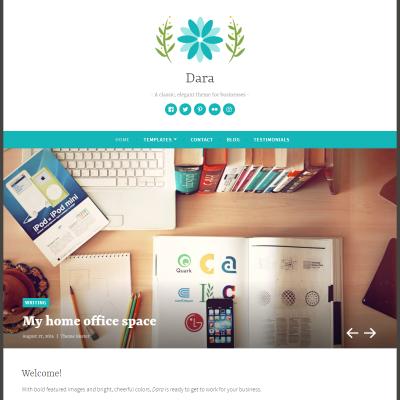 Dara WordPress Theme