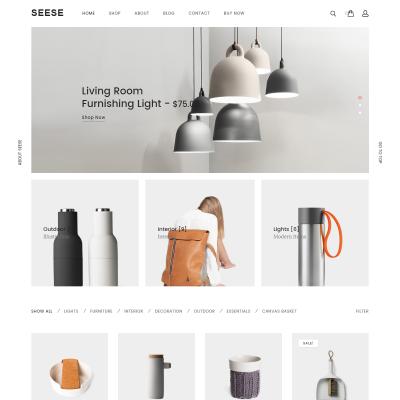 Seese WordPress Theme