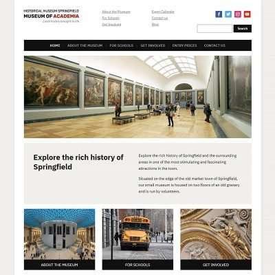 Museo Lite WordPress Theme