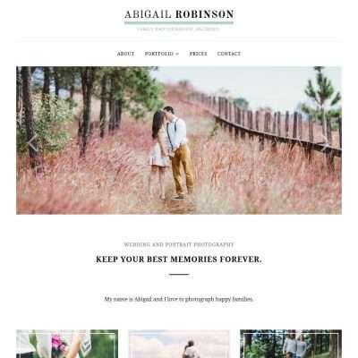 Photozoom WordPress Theme