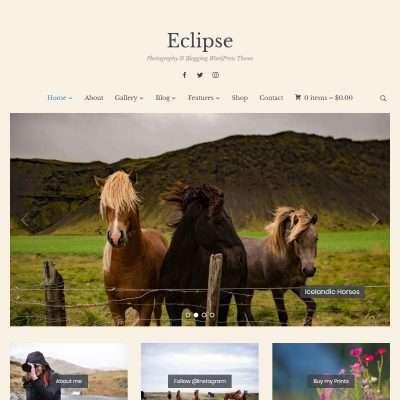 Eclipse WordPress Theme