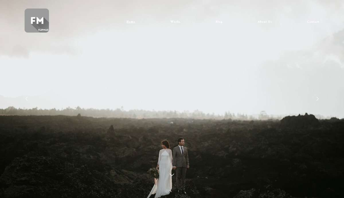 Website Screenshot - Flipmaxphoto - Bali Wedding Photography & Video