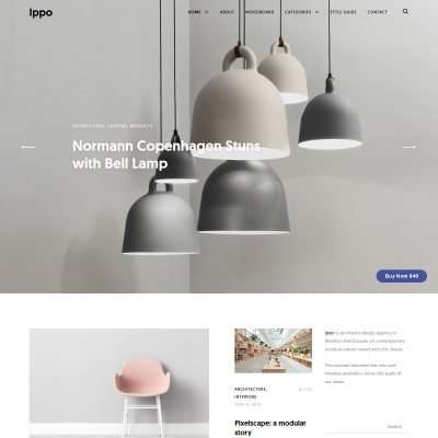 IPPO WordPress Theme