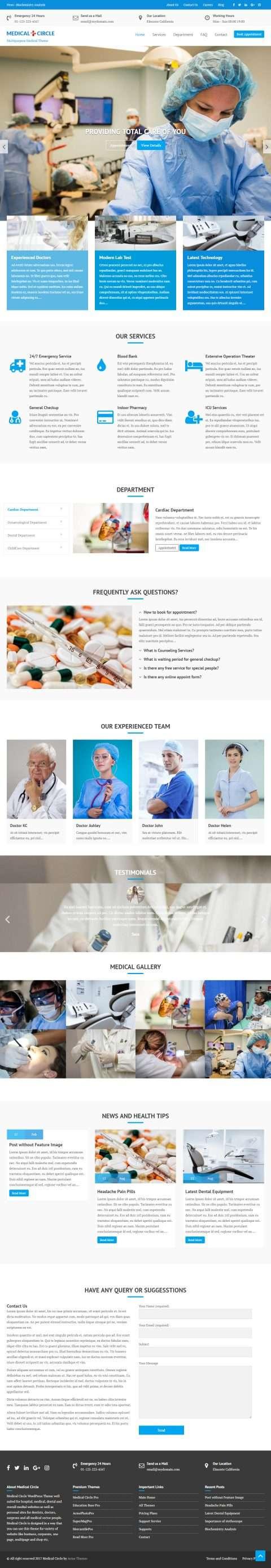 Medical Circle