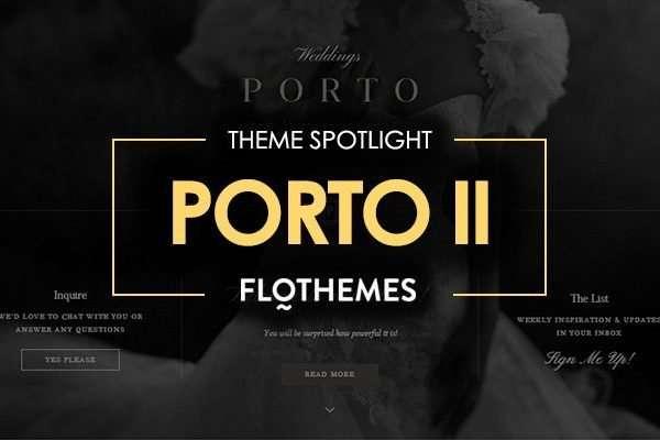 25 Inspiring Photographer Websites Created with Porto II WordPress Theme