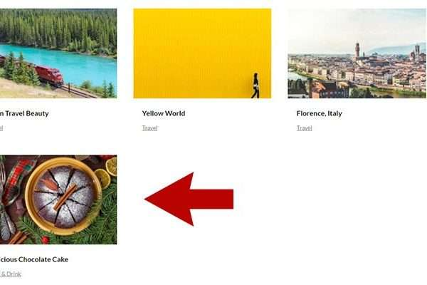Solving an UX Issue in WordPress Themes Displaying Posts in a Grid