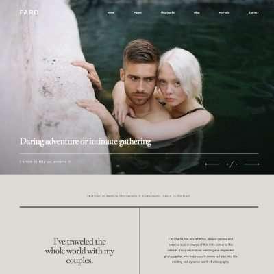 Faro WordPress Theme