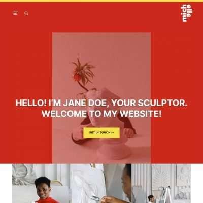 Michelle WordPress Theme