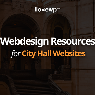 Most Popular WordPress Themes for City Hall Websites